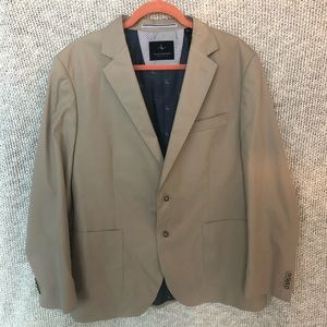 Tailorbyrd Taupe Sport Coat size 42R